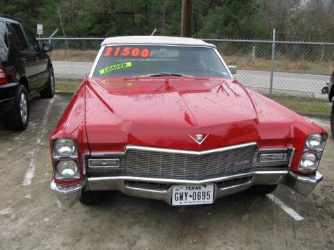 1968 Cadillac DeVille for sale in Long Island, NY