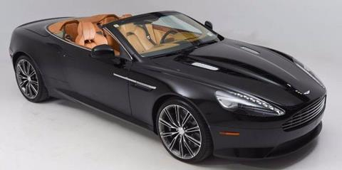2012 Aston Martin DB9 for sale in Long Island, NY