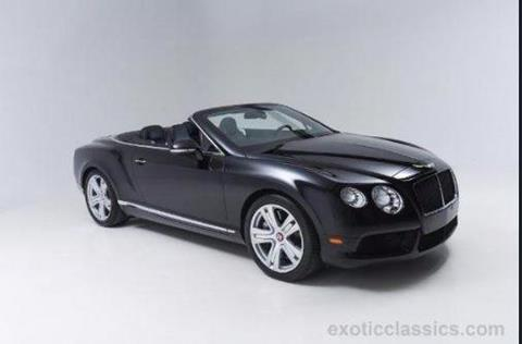 2014 Bentley Continental GTC V8 for sale in Long Island, NY