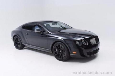 2010 Bentley Continental Supersports for sale in Long Island, NY