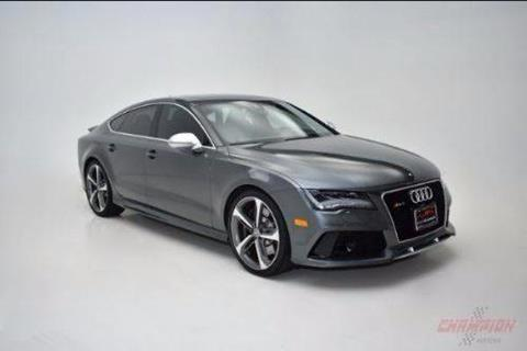 2014 Audi RS 7 for sale in Long Island, NY