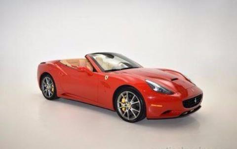 2011 Ferrari California for sale in Long Island, NY