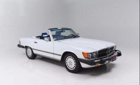 1989 Mercedes-Benz 560-Class for sale in Long Island, NY