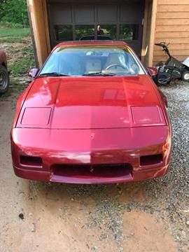 1987 Pontiac Fiero for sale in Long Island, NY
