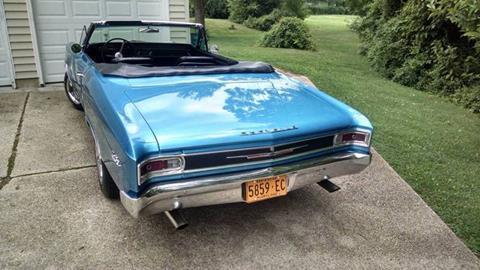 1966 Chevrolet Malibu for sale in Long Island, NY