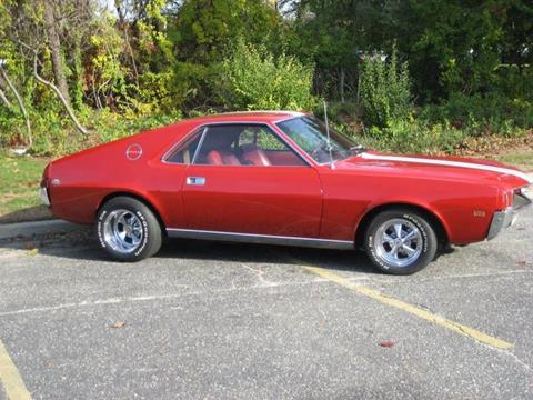 1968 AMC AMX for sale in Long Island, NY