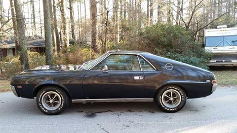 1969 AMC AMX for sale in Long Island, NY