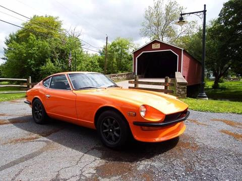 1972 Datsun 240Z for sale in Long Island, NY