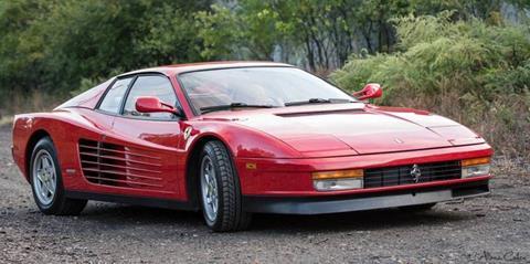 1990 Ferrari Testarossa for sale in Long Island, NY