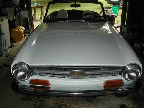 1971 Triumph TR6 for sale in Long Island, NY