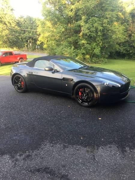 Aston Martin V Vantage In Long Island NY DpMotorsports - Aston martin long island