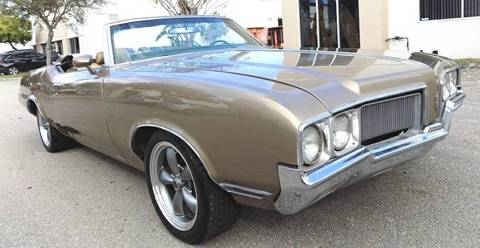 1970 Oldsmobile Cutlass for sale in Long Island, NY