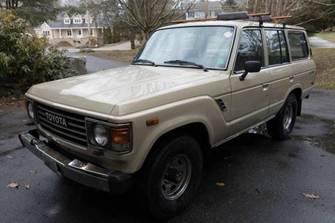 1985 Toyota Land Cruiser For Sale In Long Island, NY