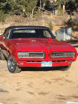 1968 Pontiac GTO for sale in Long Island, NY
