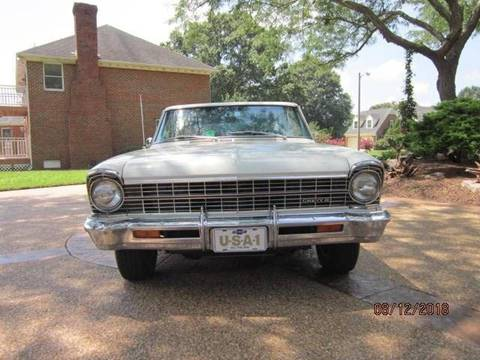 Chevrolet Nova For Sale In Moultrie GA Carsforsalecom - Moultrie ga car show