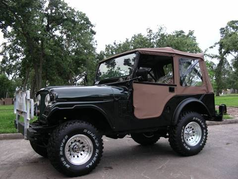 1969 Jeep CJ 5 For Sale In Long Island, NY