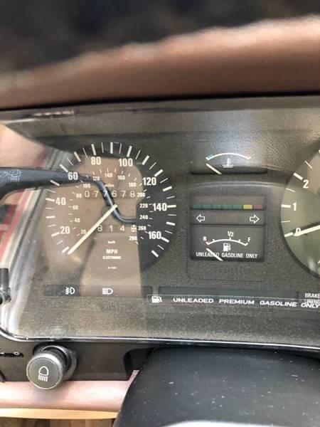 1997 BMW M6 20