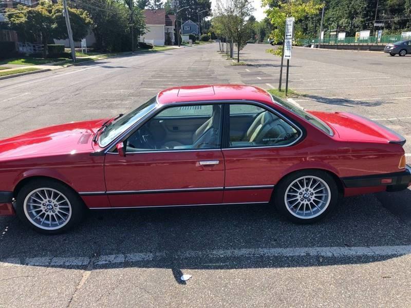 1997 BMW M6 4