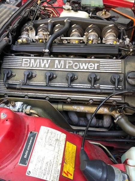 1997 BMW M6 10