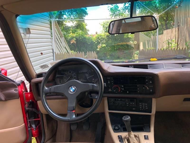 1997 BMW M6 15