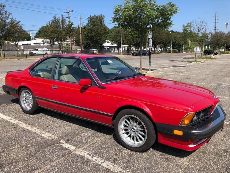 1997 BMW M6 1
