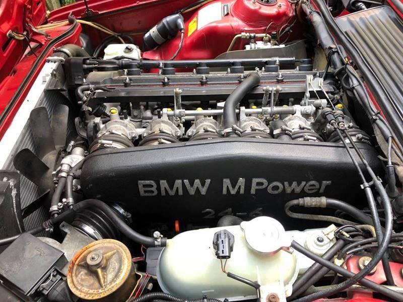 1997 BMW M6 14