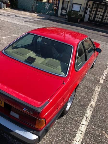 1997 BMW M6 19