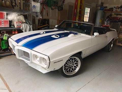 1969 Pontiac Trans Am for sale in Long Island, NY