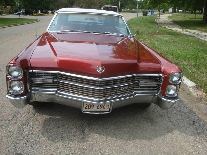 1966 Cadillac Eldorado In - Dp9 Motorsports