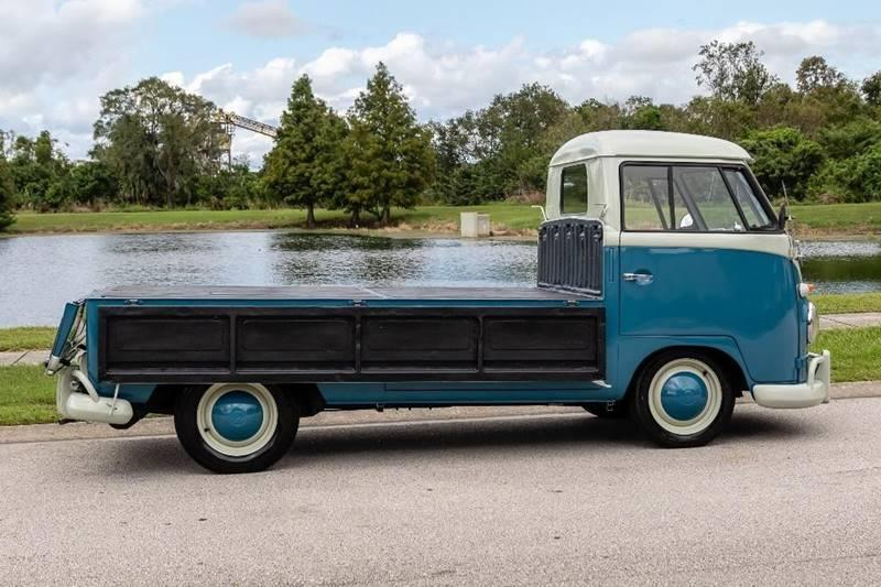 Used Car Dealerships In Des Moines >> 1959 Volkswagen Truck Volkswagen Car