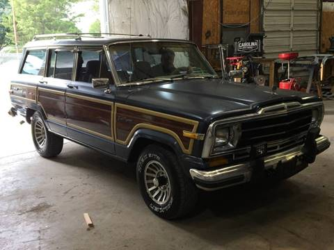 1989 Jeep Grand Wagoneer for sale in Long Island, NY