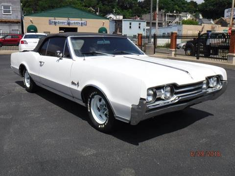 1967 Oldsmobile Cutlass for sale in Long Island, NY