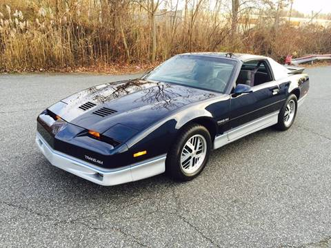 1986 Pontiac Trans Am for sale in Long Island, NY