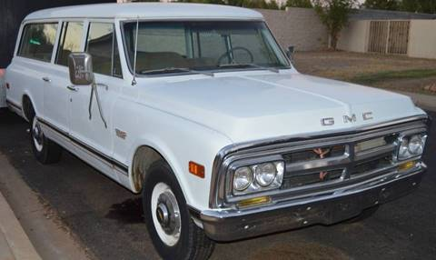 1970 GMC Suburban for sale in Long Island, NY