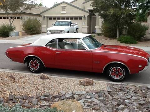 1968 Oldsmobile 442 for sale in Long Island, NY