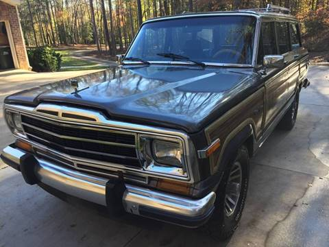 1988 Jeep Grand Wagoneer for sale in Long Island, NY