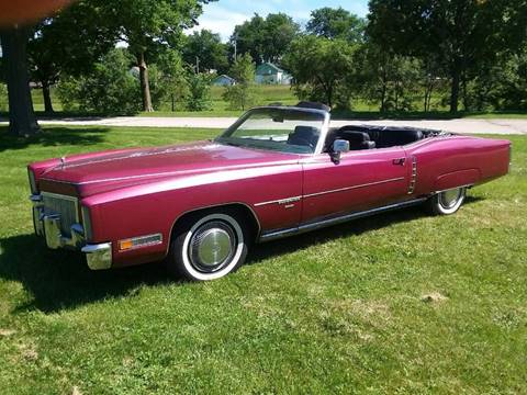 Cadillac Eldorado For Sale Carsforsale Com