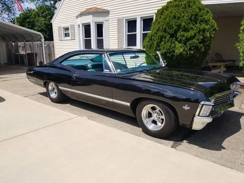 Ultra Used 1967 Chevrolet Impala For Sale - Carsforsale.com® ZB-96