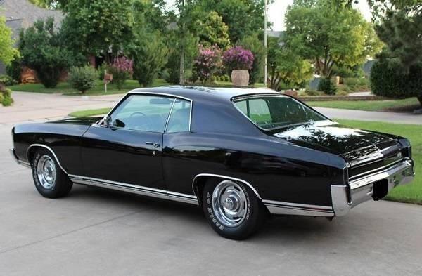 1970 Chevrolet Monte Carlo 3
