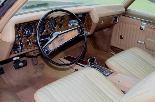 1970 Chevrolet Monte Carlo 4
