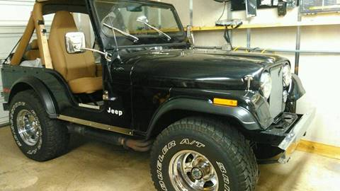 1979 Jeep CJ-5 for sale in Long Island, NY