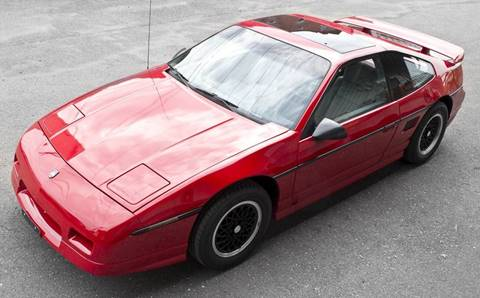 1988 Pontiac Fiero for sale in Long Island, NY