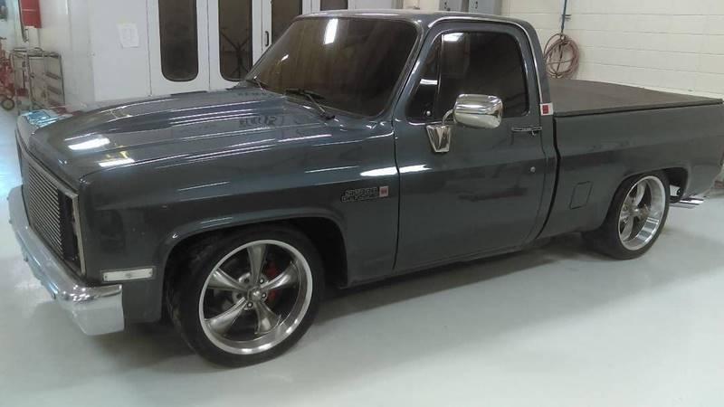 1986 GMC Sierra 1500 2