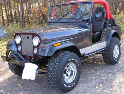1975 Jeep CJ-5 for sale in Long Island, NY
