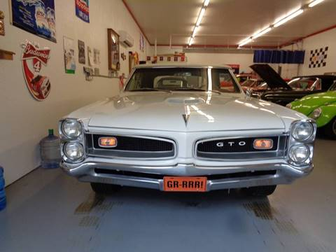 1966 Pontiac GTO for sale in Long Island, NY