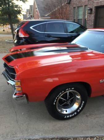 1971 Chevrolet Chevelle 4