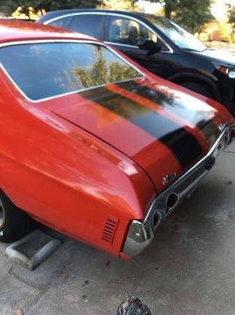 1971 Chevrolet Chevelle 11