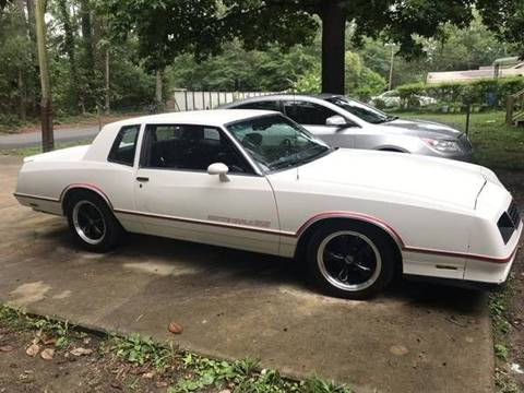 1985 Chevrolet Monte Carlo for sale in Long Island, NY