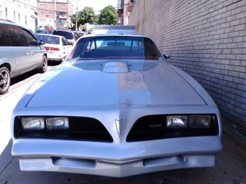 1977 Pontiac Trans Am for sale in Long Island, NY