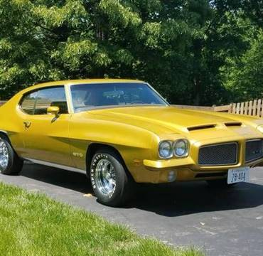 1971 Pontiac GTO for sale in Long Island, NY